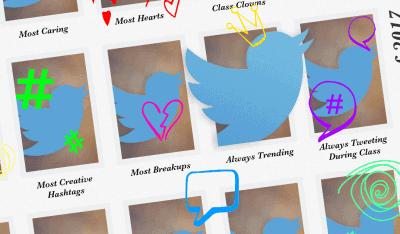 Twitter seems to be gaining popularity amongst high school teens