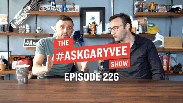 #AskGaryVee Episode 226 with Simon Sinek