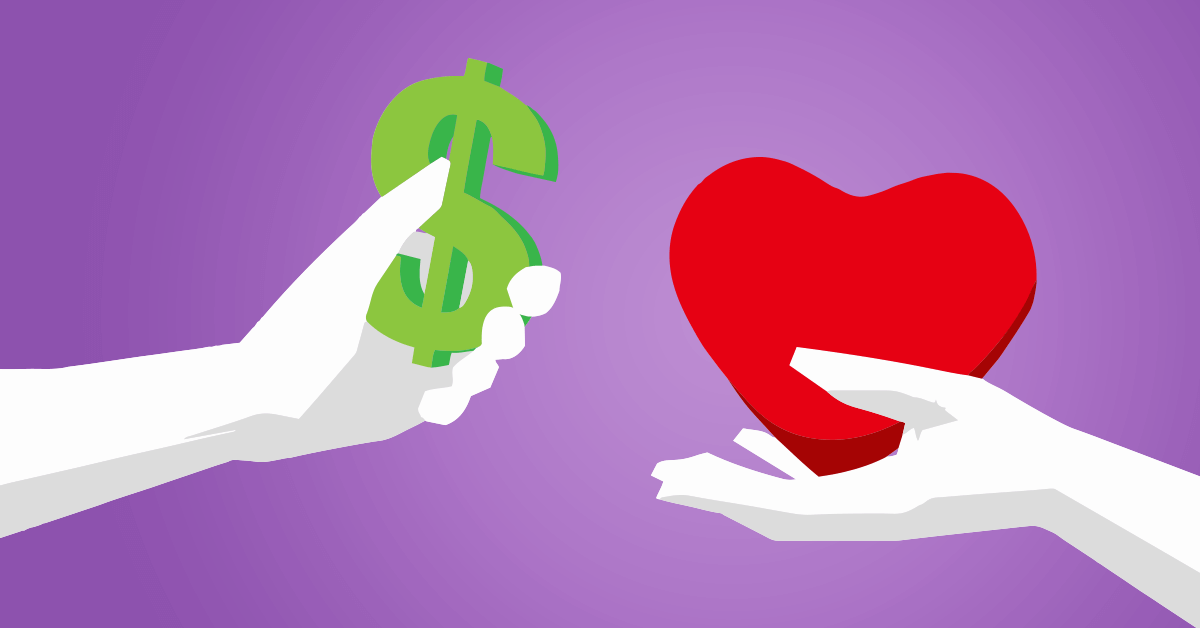 The marketing strategies for a nonprofit is the same as a for-profit.