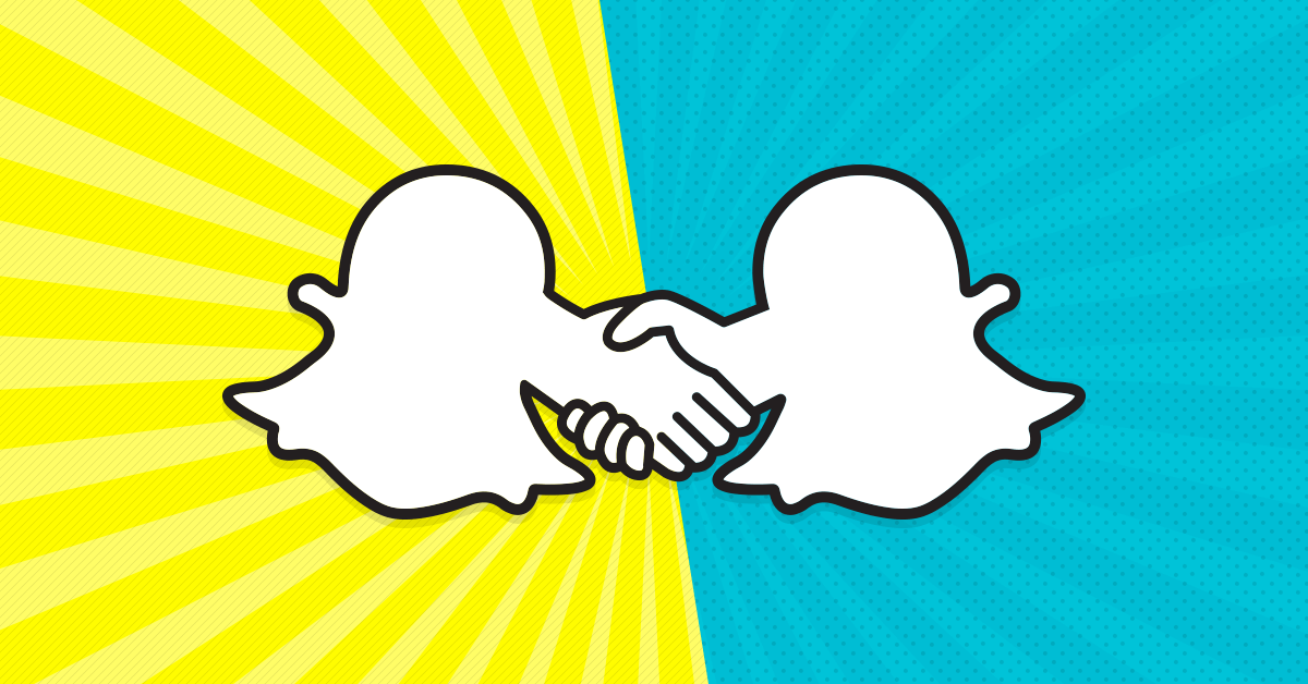 Snapchat collaborated takeovers are a 50/50 value exchange you can't pass up